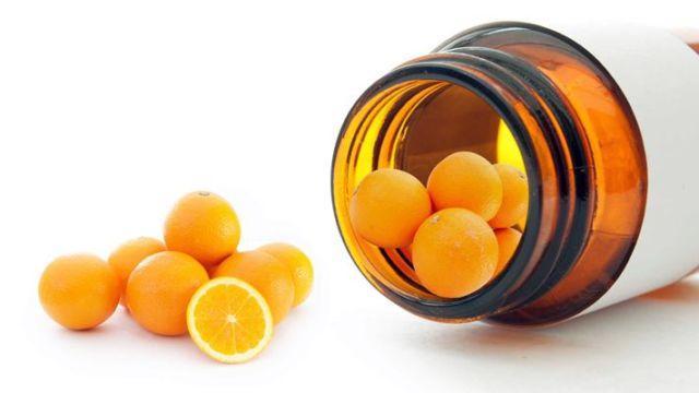Selain sebagai daya tahan tubuh, vitamin C mampu membuat bentuk tubuh menjadi ideal