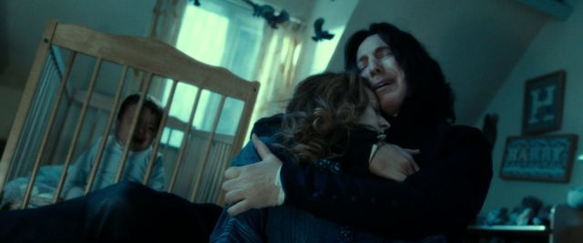 Severus Snape's love for Lily