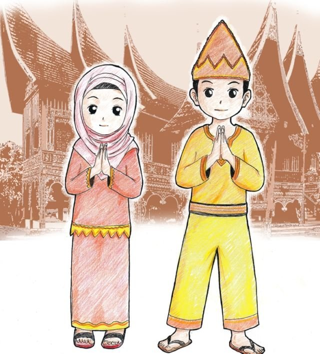 Minang is our identity