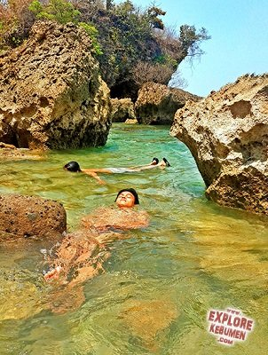 Pantai Wedi Putih Kebumen