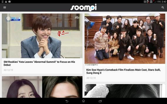Salah satu kanal berita infotainment Korea yang berbasis bahasa Inggris