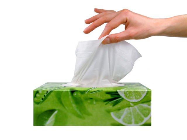 Bye Tissue