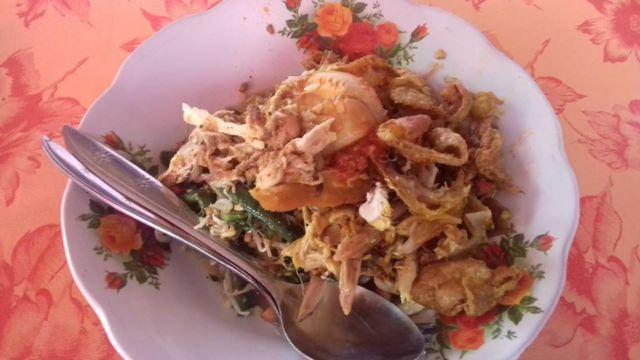 Nasi Bali Men Weti (dokumen pribadi)
