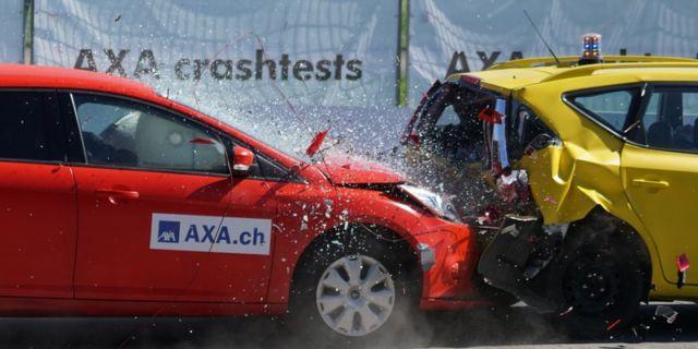 Asuransi Kecelakan Mobil