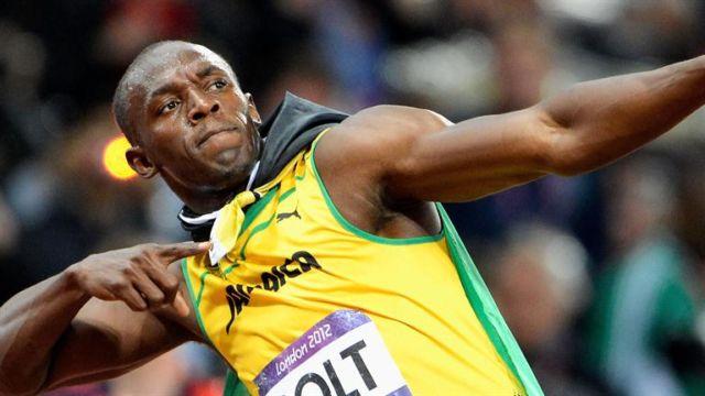Manusia Tercepat Usain Bolt