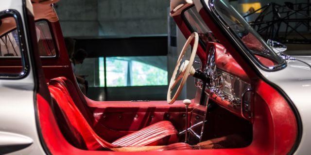 Interior Bagian Dalam Mobil