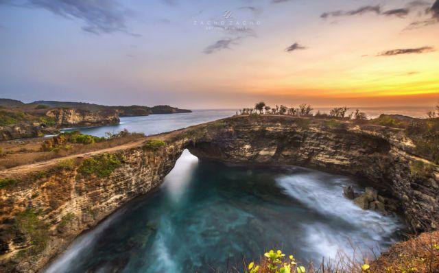 The Broken Beach Nusa Penida Bali
