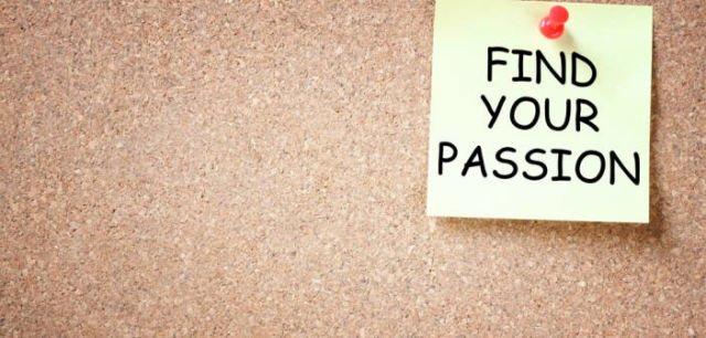 Temukan Passionmu