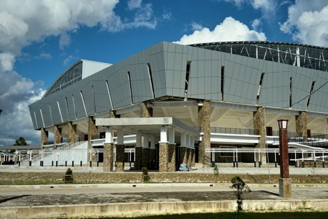 Stadion Indoor Timika
