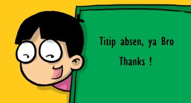 Titip Absen