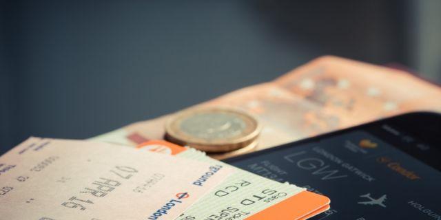 Tiket Promo udah dapet dan saat nya Irit biaya