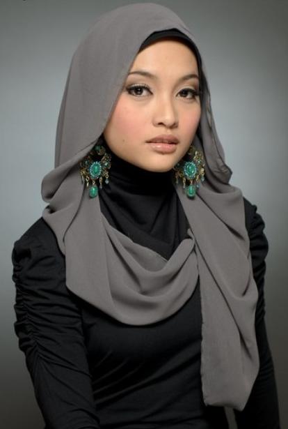 30 model hijab terbaru