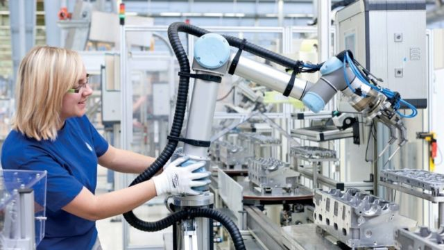 Univeral Startup Robotics