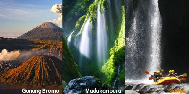 Dataran Tingginya Jawa Timur