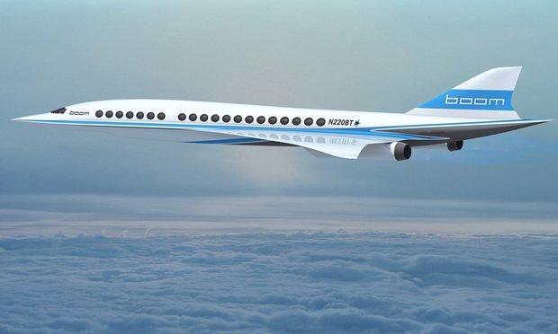 Pesawat Penumpang Boom