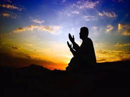 Berdoa lah, hanya dengan Doa Kita Menjadi tenang.