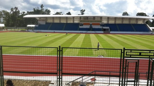 Stadion atletik Timika