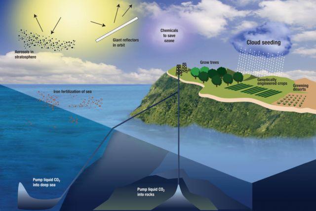 Fertilisasi Laut, Melakukan Budidaya Fitoplankton menjadi Salah Satu Cara Terakhir Penyelamatan Bumi