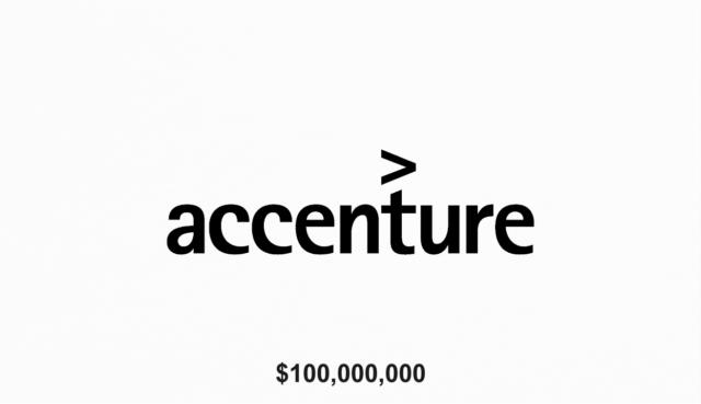 Logo Accenture