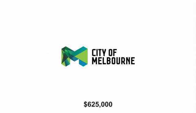 Logo Kota Melbourne