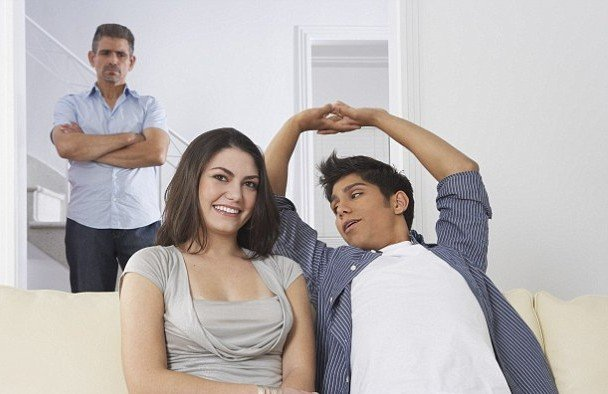 pacar dan orangtua