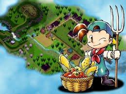 game mengurus sebuah lahan pertanian dan peternakan ini dikemas dengan cukup unik, sehingga tampak sangat menyenangkan