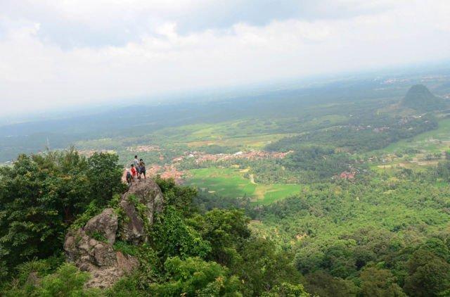 View dari puncak