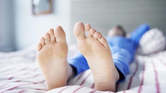 solusi bau kaki