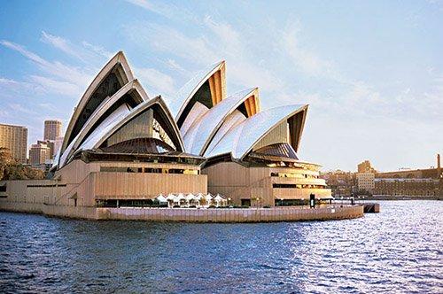 Gedung Opera Sdney, Australia