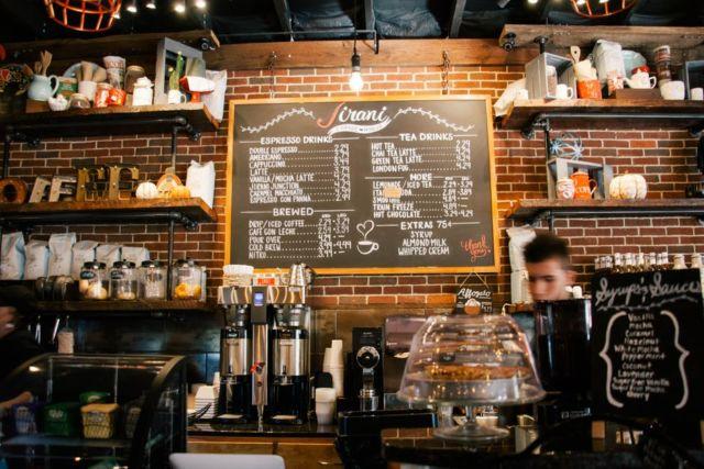 Kafe Juga Usaha Kuliner Ya!