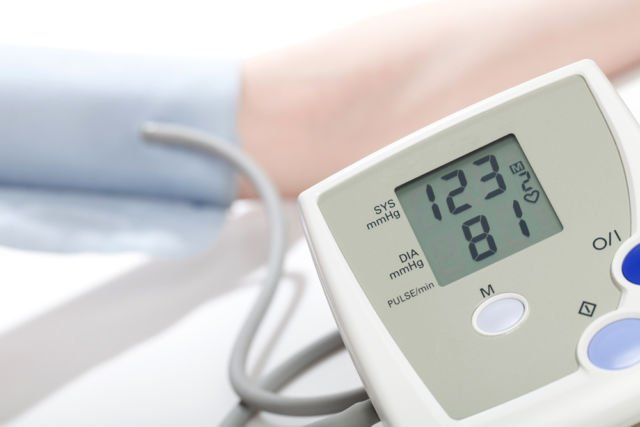 low blood pressure reading
