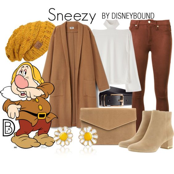 Sneezy Outfit Style