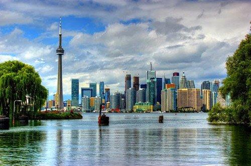 Menara CN, Toronto, Ontario, Kanada