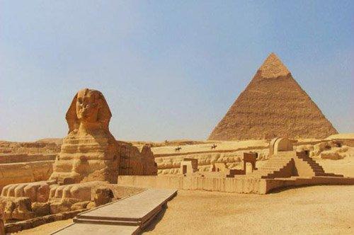 Piramid Agung Giza, Mesir