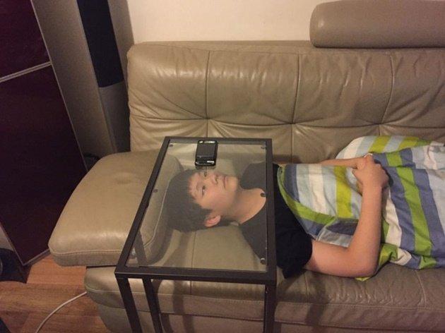 pod-lazy