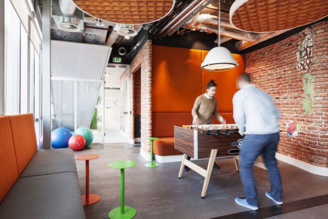 Mengurangi stress di kantor