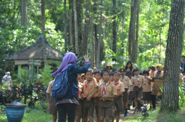 Wisata Sejarah berkonsep Fun Education