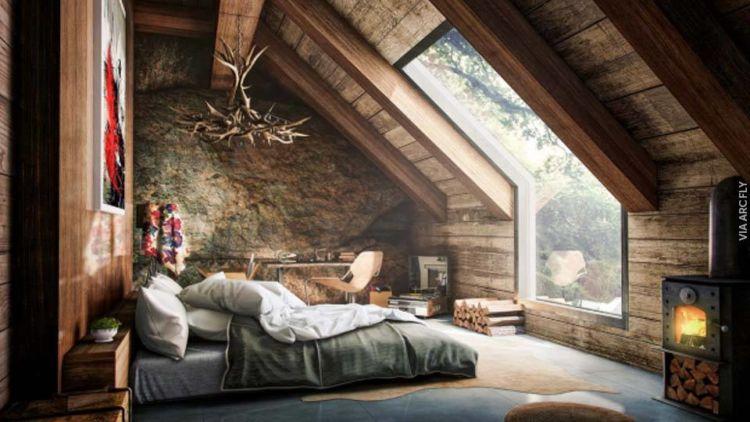 20 Inspirasi Desain Penataan Kamar Tidur Bagi Pecinta Petualangan Kamar Pun Tak Lagi Membosankan