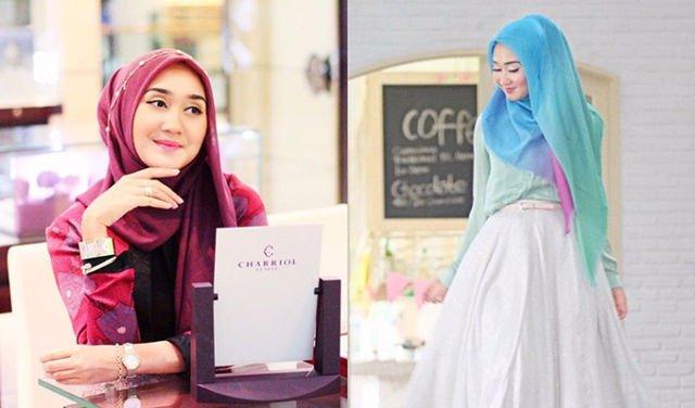 Jilbab Dian Pelangi