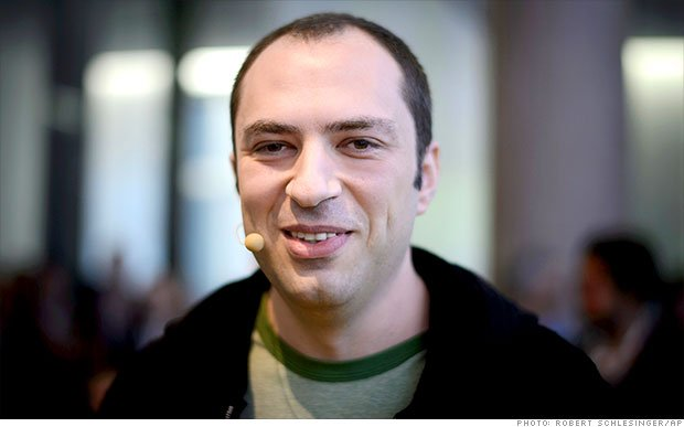 Jan Koum, CEO WhatsApp