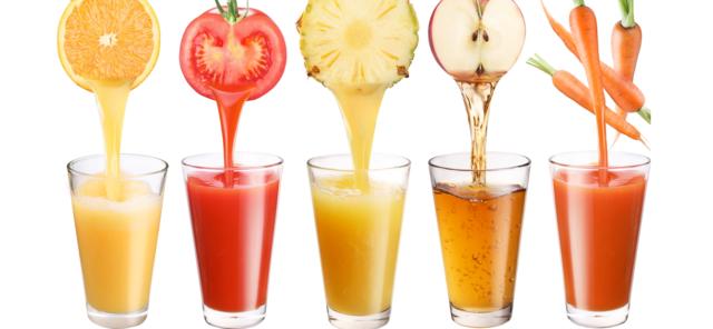 Buah golongan sitrus dan jus buah