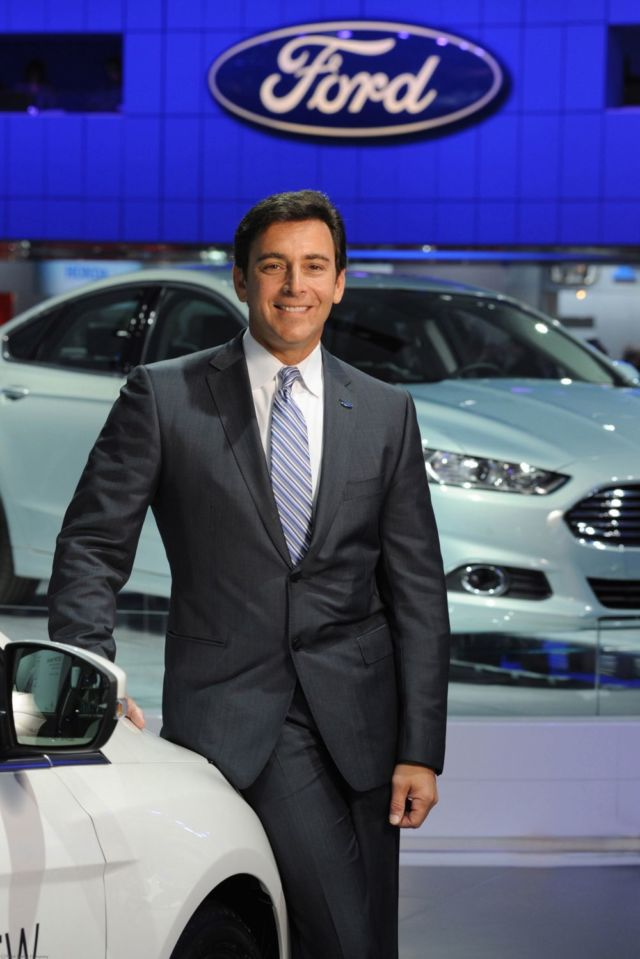 Mark Fields, CEO Ford