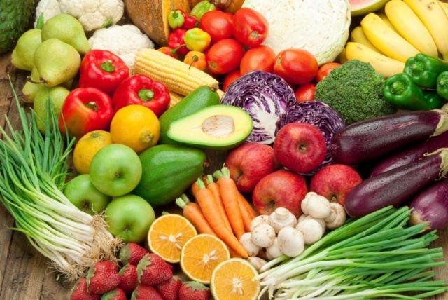 Diet Raw Food