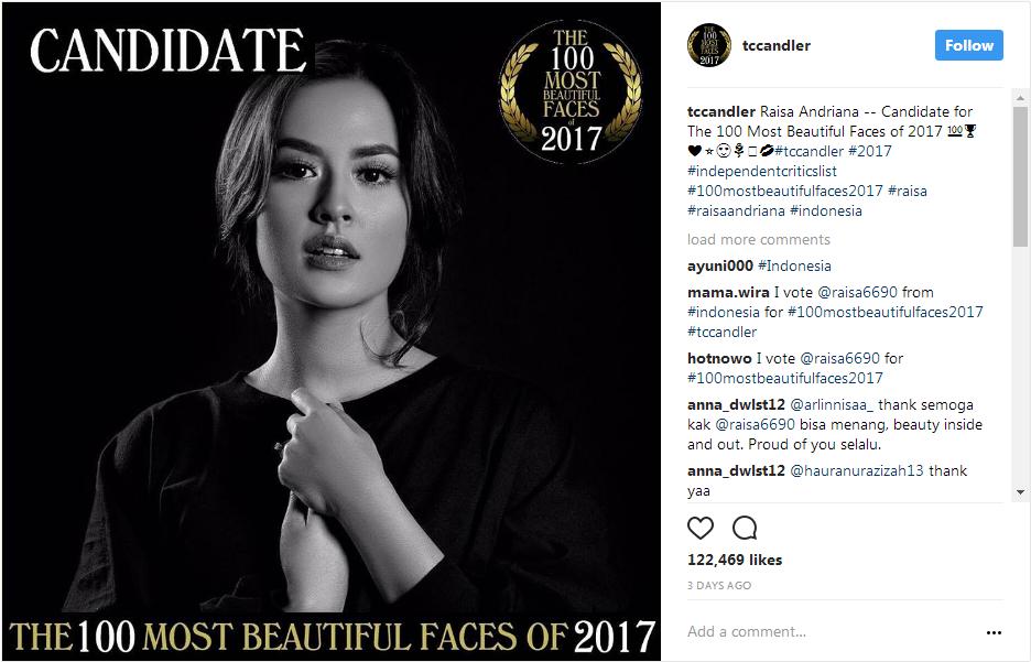 5 Artis Indonesia Masuk Nominasi 100 Wanita Tercantik Dunia Nomer Terakhir Gimana Menurut Kalian