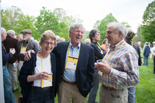 Middlebury Alumni Celebrate Reunion 2017