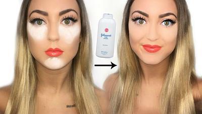 Bedak Bayi untuk Backing Make up