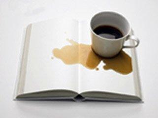 kopi kini tumpah