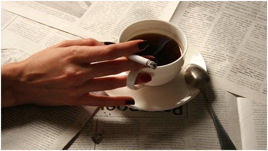 hindari rokok dan kafein