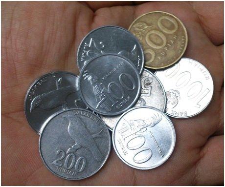 Uang Receh Yang Sering Diremehkan Orang
