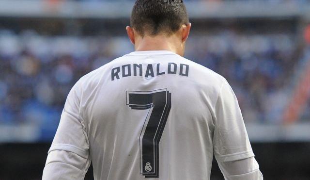 Mengenai nama Ronaldo
